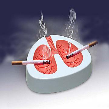 Пепельница