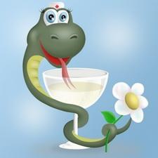 змея-гомеопат