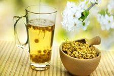 Чай с травок