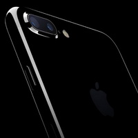 Черный айфон